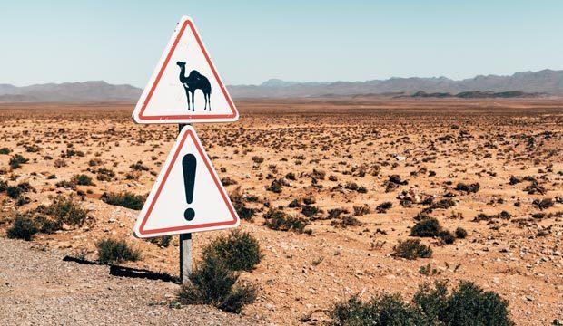 Las carreteras de Marruecos más espectaculares