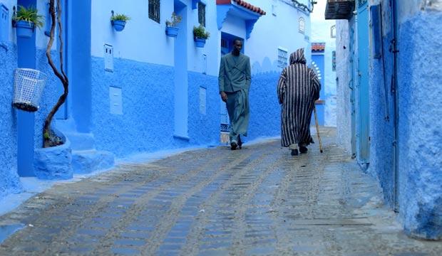 Louis Vuitton en Chaouen (Marruecos)