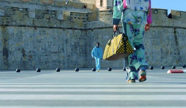 Louis Vuitton en Tánger (Marruecos)