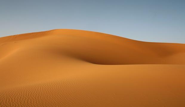 Marruecos en Junio. Las dunas de Erg Chebbi