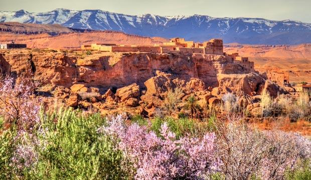Postales de Marruecos en primavera