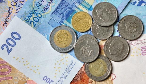 La Moneda Marroquí Cambiar De Euros A Dirhams Siente Marruecos