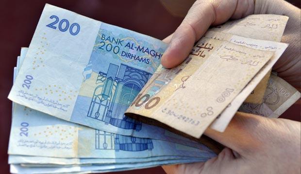 la casa de cambio del puerto es el sitio más recomendado para cambiar de euros a dirhams