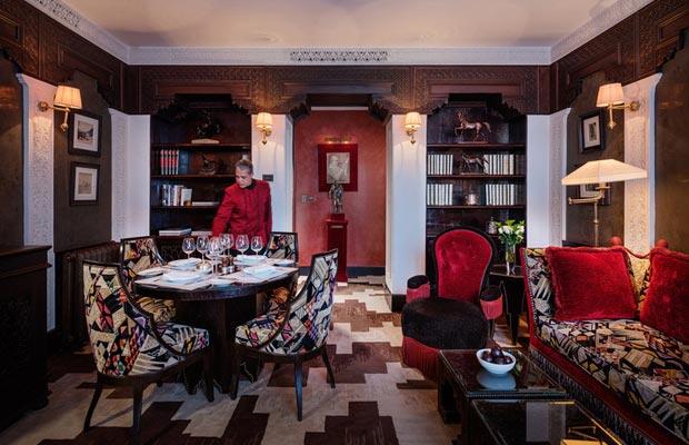 El Riad La Mamounia dispone de seis suites de excepción, cada una con su propia personalidad