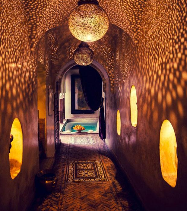 Hammam en Chaouen. Hamman recomendado en Marrakech