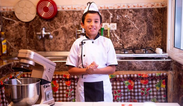 Le Chef Hamza o Le Petit Chef