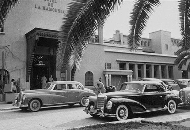 Riad Mamounia abrió sus puertas en el 1923