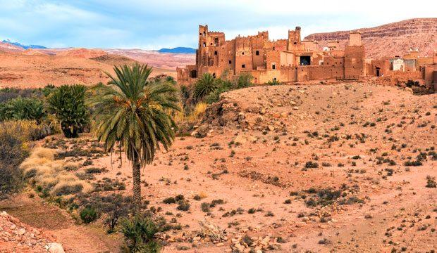 Ruta de las 1000 kasbahs. Ruta de las kasbahs por el Alto Atlas