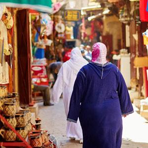 Viaje a Fez en tren