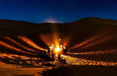 Dormir en el desierto de Marruecos. Dormir en jaima en el desierto de Marruecos
