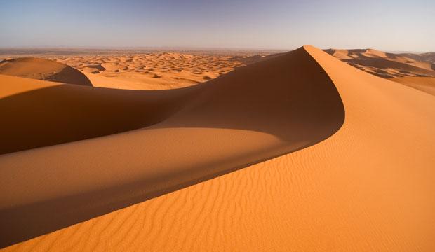 Dormir en el desierto desde Marrakech implica 8 horas de carretera hasta Erg Chebbi