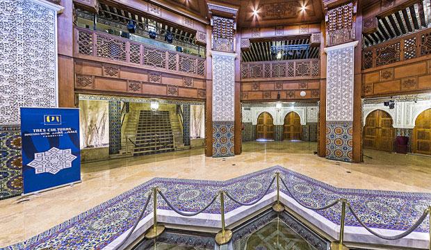 El Pabellón de Marruecos en Sevilla es la sede actual de Fundación 3 Culturas