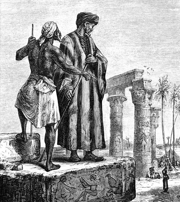 Ibn Battuta y sus viajes le llevaron desde el Norte de África hasta China