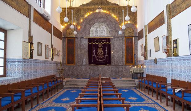 La Mellah es el barrio judío, y unos de los imprescindibles que ver en Marrakech