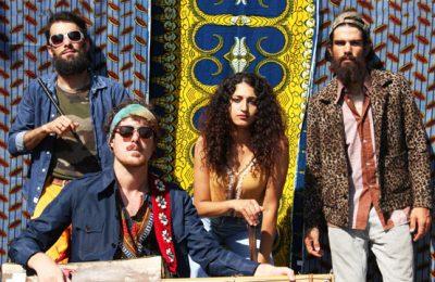 Bab L'Bluz, la música gnawa convertida en el blues ácido del Magreb