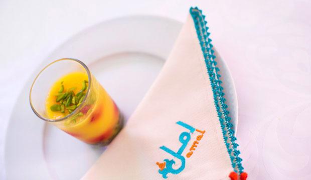 En el restaurante Amal de Marrakech cada plato es un mundo y cada persona una historia
