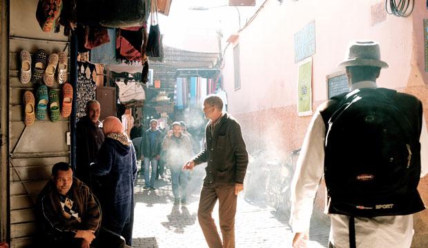Los mejores lugares para comer en Marrakech a un precio asequible están en los zocos. Son restaurantes en Marrakech económicos y de calidad