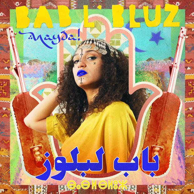 Nayda es el primer album de la banda de música marroquí Bab L'Bluz
