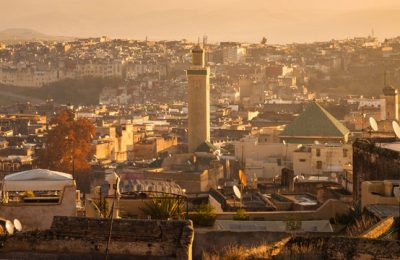 Postales de Marruecos en Otoño
