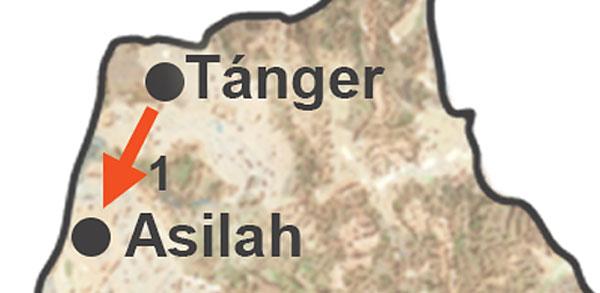 Excursión a Asilah desde Tánger. Visita de Asilah. Excursión desde Tánger a Asilah