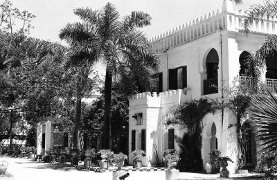 Villa Harris en Tánger