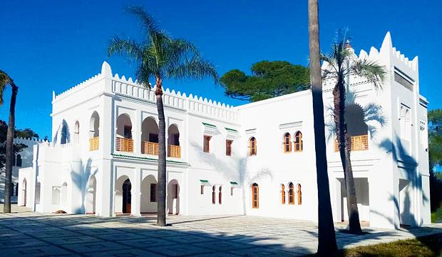 Villa Harris se incluyó en el proyecto urbanístico Gran Tánger