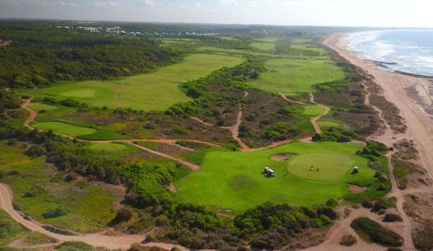 Mazagan es un campo de golf en Marruecos que solo se puede jugar bajo invitación personal