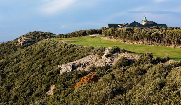 Michlifen Resort & Golf es uno de los mejores cinco campos de golf en Marruecos