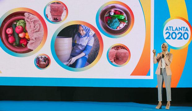 Para el lanzamiento de la nevera del desierto Raowia Lahmar creó la empresa Go Energyless, distribuyendo el frigorífico ecológico bajo el nombre de Fresh'it