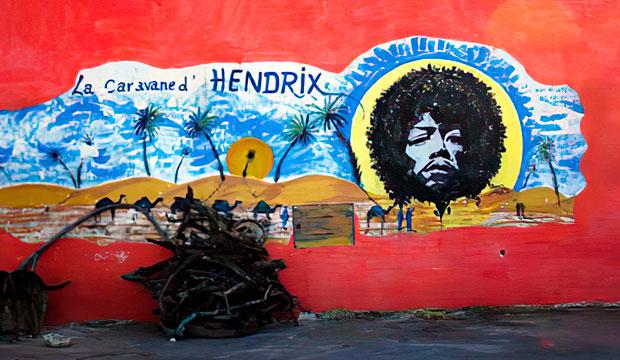 Jimi Hendrix y Essaouira. Essaouira y Jimi Hendrix