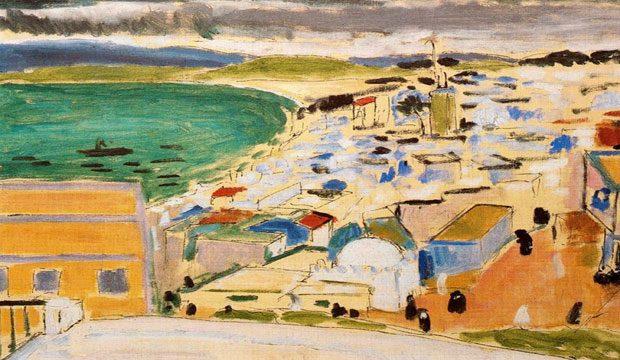 Matisse en Tánger. Henri Matisse y Tánger