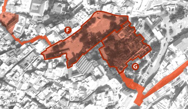 Dos de los lugares en Chaouen que ver son la Plaza Uta el Hamman y la Alcazaba