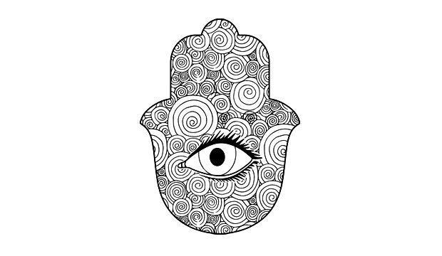 Hamsa, Jamsa o Mano de Fátima. Significado, origen y paralelismos