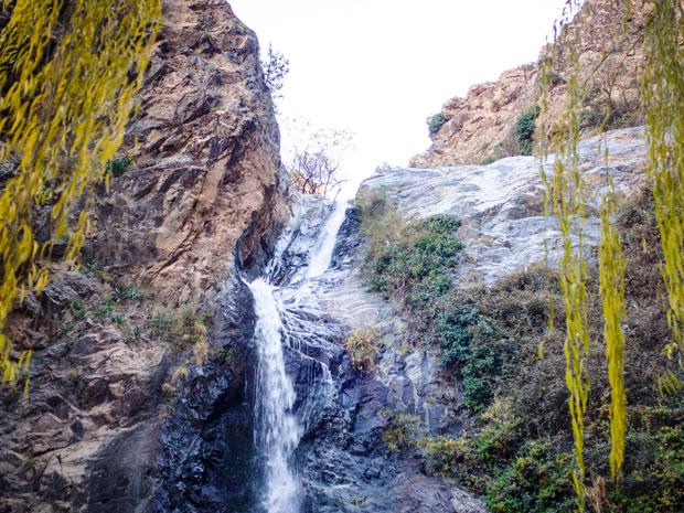 Ourika, a 50 kilómetros de Marrakech, cuenta con una de las mejores cataratas en Marruecos