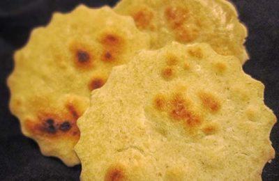 Receta de Batbout o batbut, un tipo de pan árabe en sartén