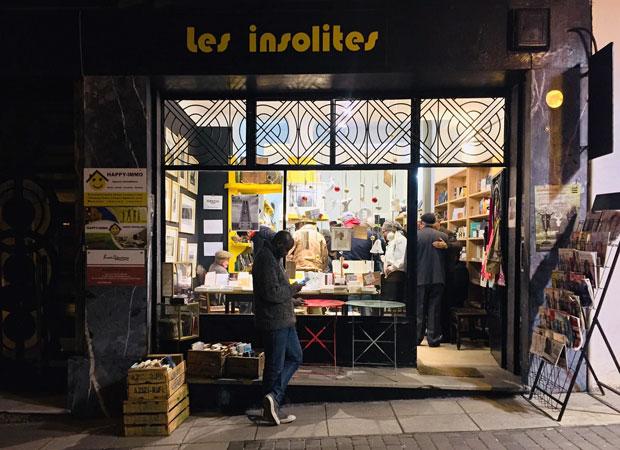 La librería Les Insolites de Tánger desarrolla una iniciativa solidaria relacionada con los libros