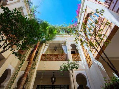 Qué es un riad. Pros y contras de los riads en Marruecos frente a los hoteles