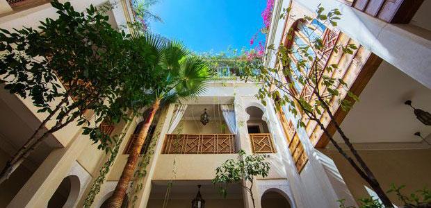 Turismo Marruecos. Qué es un riad