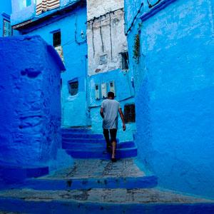 Excursión a Chaouen desde Fez
