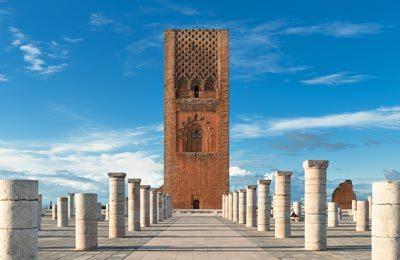 Excursión a Rabat desde Fez. Excursión de un día a Rabat