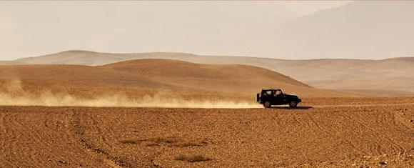 Excursión al desierto de Agafay