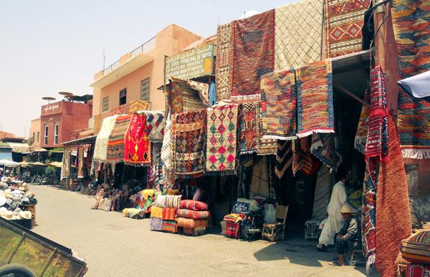 La historia de Sara Marrakech y la Medina de Marrakech