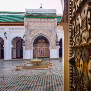 Visita de Fez