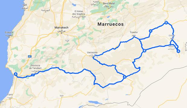 El Moroccan Solar Challenge partirá de Agadir y dispondrá de cinco etapas