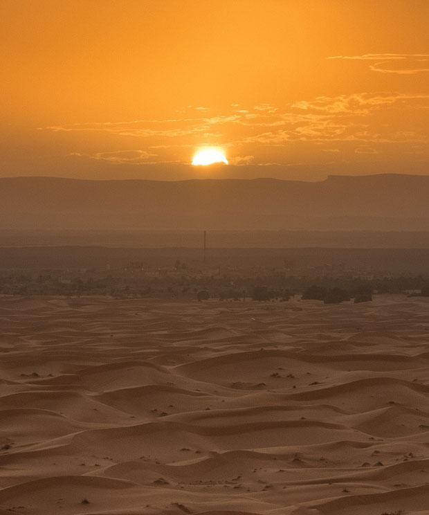 El Moroccan Solar Challenge se celebrará en el desierto del Sahara, con horas de sol garantizadas