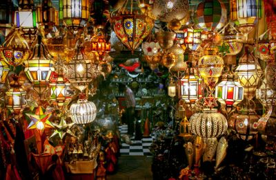 Zocos de Marruecos