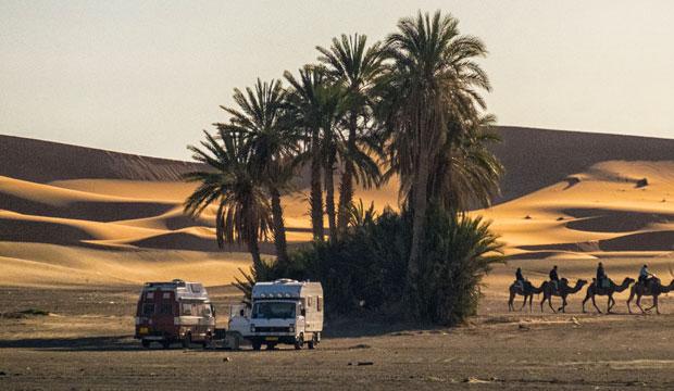Camping en Marruecos. Los mejores campings en Marruecos