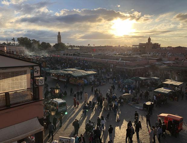 """Decir que alguien era """"hijo de la plaza"""" en Marrakech era considerado un insulto hasta que intervino Goytisolo"""