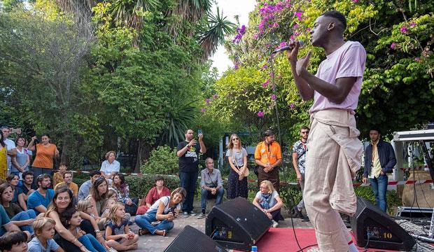 En el festival de música Tanjazz en Tánger, el exotismo árabe se mezcla con los sonidos del jazz